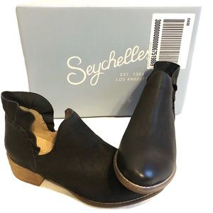 New! Seychelles Renowned Ankle Bootie